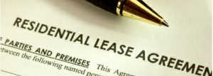 What is a reasonable cancellation fee when cancelling a lease agreement?