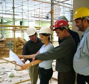 Liquidations of construction companies.